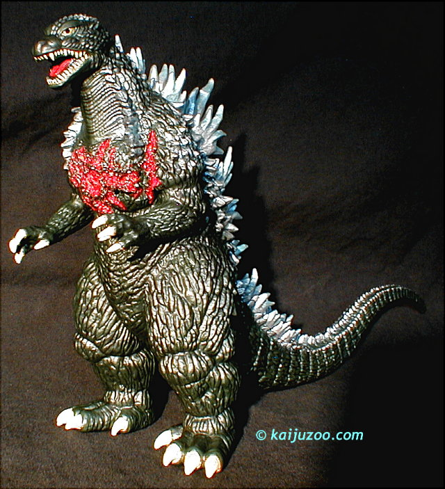 KaijuZoo Bandai Battle Damaged Godzilla 2003 KZ 12/05-2