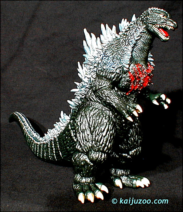 Godzilla 2002 2003 Pictures to Pin on Pinterest - PinsDaddy