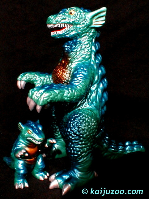 gorgo left side