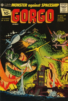 Gorgo Issue #4
