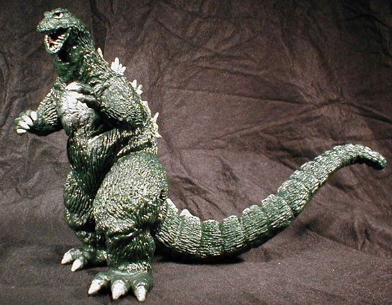 Go Go Go Godzilla !!!