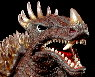 KaijuZoo Exclusive Marmit Anguirus '68