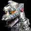 KaijuZoo Billiken MechaGodzilla '75