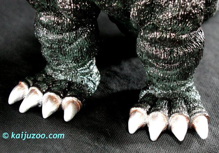 Toes Closeup