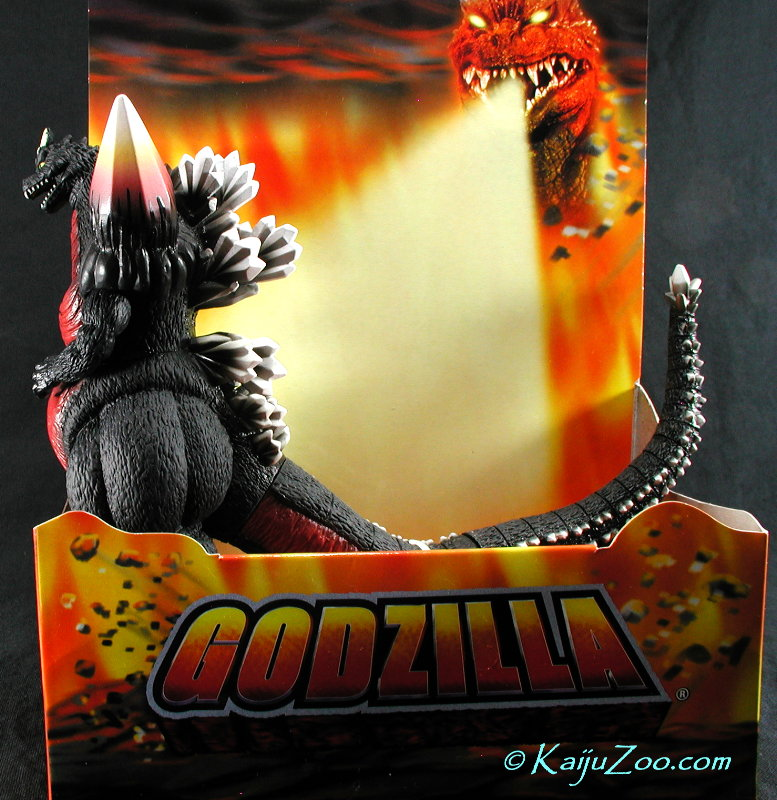 Before - Bandai Creation SpaceGodzilla