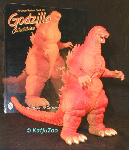KaijuZoo Exclusive Meltdown Godzilla w/book