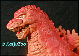 KaijuZoo Exclusive Meltdown Godzilla