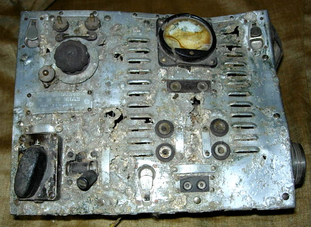 Type 96-1 Transmitter Relic (front)